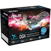 Звуковая карта Asus Xonar DGX PCI-E, 5.1