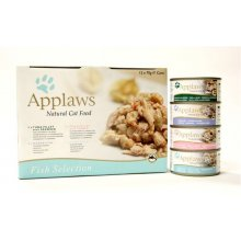 Applaws cat KONSERV COLLECTION PACK FISH -...