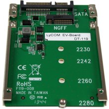 StarTech.com SAT32M225, SATA, roheline...