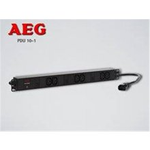 ИБП AEG UPS AEG PDU 10-1 Rack Mountable