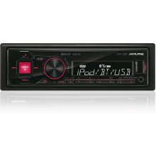 ALPINE Autostereo Bluetooth (ima CD'ta)