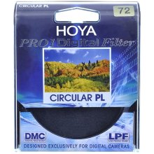 Hoya POLARISING FILM PL-CIR PRO1D 72 MM