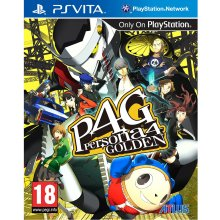 Игра GAME PSV Persona 4 Golden