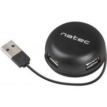 Natec Hub USB 4 port Bumblebee USB 2.0 must