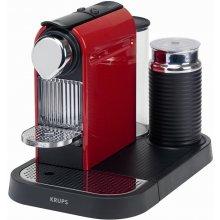 Kohvimasin KRUPS XN 7305 Nespresso uus CitiZ...