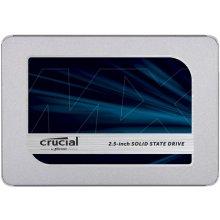 Crucial MX500 500 GB, SSD interface SATA...