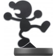 NINTENDO amiibo Smash Mr. Game & Watch Figur...