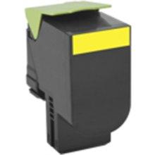 Tooner Lexmark 802HY, Laser, Lexmark CX510de...