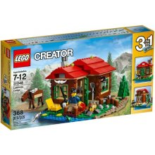 LEGO Creator Cottage on the lake