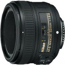 NIKON Lens 50mm f/1.8 AF-S G