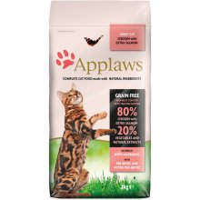 Applaws Chicken & Salmon 0,4kg