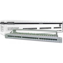 DIGITUS cat 6A, Patch Panel, geschirmt