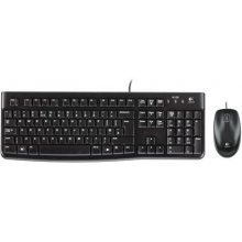 Клавиатура LOGITECH Kb/mo DT MK120 EST