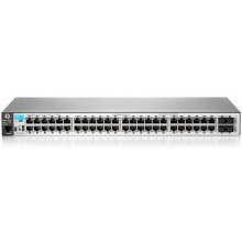 HEWLETT PACKARD ENTERPRISE ARUBA 2530-48G...