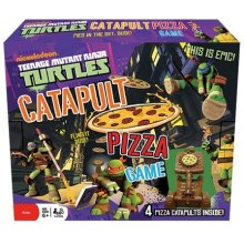TACTIC Gra Turtles Catapult Pizza