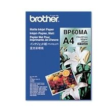 Tooner BROTHER Paper 25 sheets matt A4