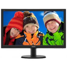 "Monitor Philips LED IPS 24"" 240V5QDAB/00 FHD..."