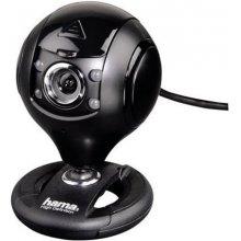 Веб-камера Hama Spy Protect чёрный