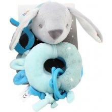 Axiom Rattle uus Baby Rabbit mint 16 cm