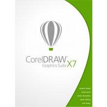COREL DRAW GS X7 PL SBE 3Usr Win...