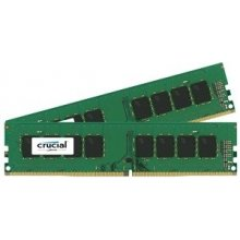 Mälu Crucial 32GB Kit DDR4 2400 MT/s 16GBx2...