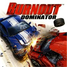 Mäng GAME PSP Burnout Dominator