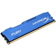 Mälu KINGSTON HyperX Fury Blue 8GB DDR3...