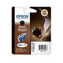 Тонер Epson Ink T0321 чёрный | Stylus C70...