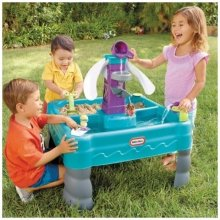 LITTLE TIKES Table Water Sand Laguna
