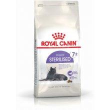 Royal Canin Sterilised 7+ kassitoit 10 kg...