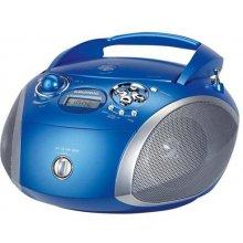 Радио Grundig RCD 1445 USB blue/silver