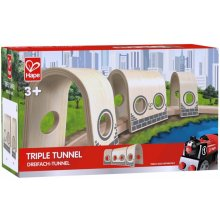 Hape TRAIN Triple tunnel