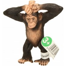 Schleicher SCHLEICH Młody szympans uus 2013