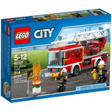 LEGO City Wóz strażacki z drabiną