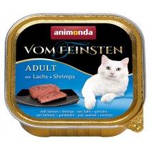 Animonda Vom Feinsten ADULT lõhe + krevetid...