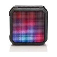 Колонки Ednet SPECTRO II LED Bluetooth®, 5W...