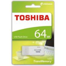 Флешка TOSHIBA 64GB U202 USB 2.0 белый