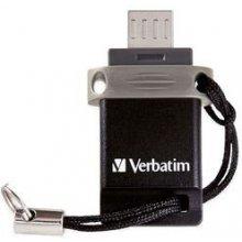 Флешка Verbatim USB DUAL DRIVE 2.0 / OTG...