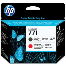 Tooner HP INC. HP 771 Matte Black/Chromatic...