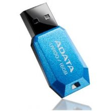 Флешка ADATA UV100 8 GB, USB 2.0, Blue
