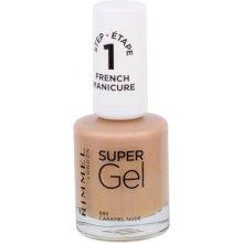 Rimmel London Super Gel French Manicure...
