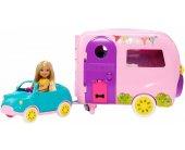 MATTEL Doll Barbie Club Chelsea Camper