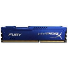 Mälu KINGSTON HyperX Fury DDR3-1866 sinine...