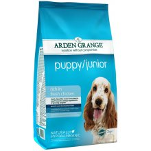 Arden Grange Puppy/Junior kanaga 6 kg