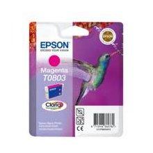Tooner Epson T0803 Tinte Magenta