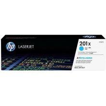 HP INC. HP 201X M277/252 синий CF401X