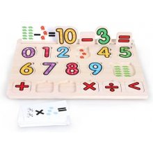 Brimarex Puzzle to learn counting