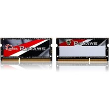 Mälu G.Skill Ripjaws 16GB DDR3 16GRSL Kit...