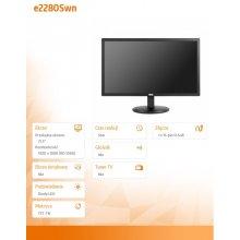 "Monitor AOC 21.5"" e2280Swn LED Black"