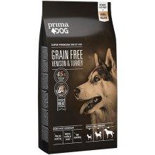 PrimaDog Grain Free Adult Venison & Turkey -...